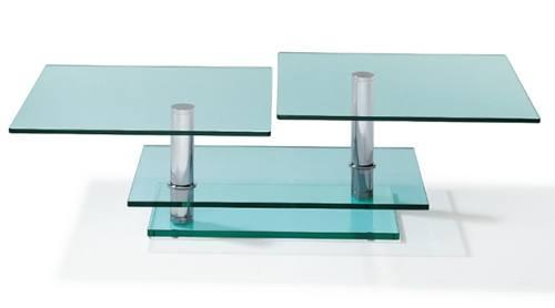 Salontisch Glas